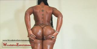 ms damn big ass stripping