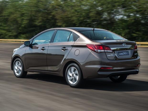 Novo Hyundai HB20 2017 pode passar de R$ 70 mil