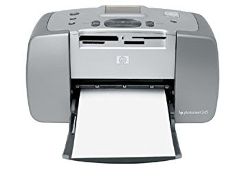 HP Photosmart 245 Printer Driver Download