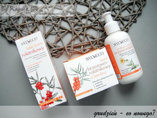 naturalne polskie kosmetyki Sylveco krem rokitnikowy lekki mleczko arnikowe