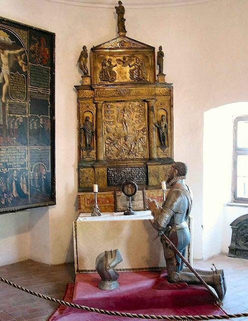 A vigília do cavaleiro, fim da Idade Média