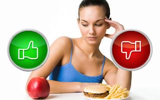 La dieta efectiva de las 500 calorías para perder peso