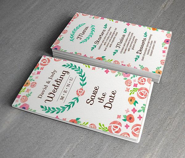 Free Desain Kartu Undangan Untuk Pernikahan Desain Graphix