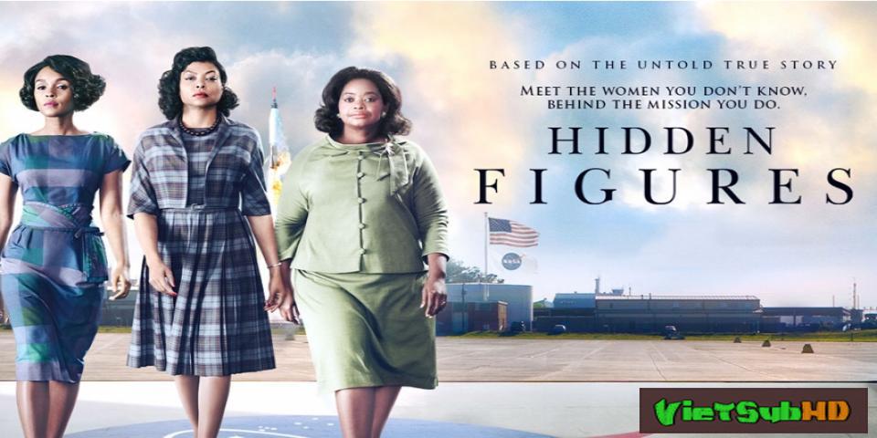 Phim Bộ ba siêu việt VietSub HD | Hidden Figures 2017