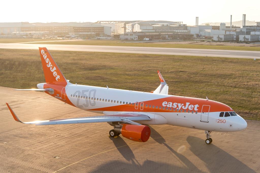 Easyjet Eyes Ex Yu Expansion