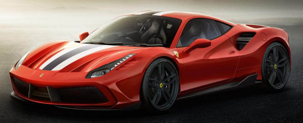 Ferrari 488 specs