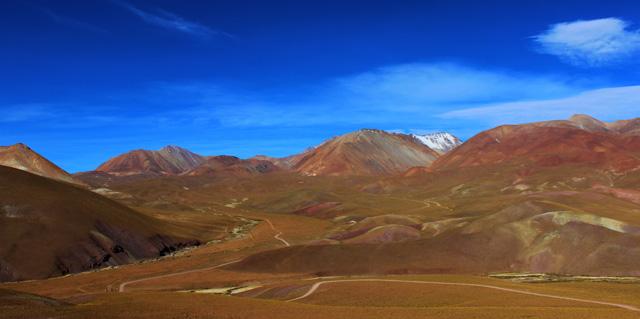 Recorrido de 5 días por el sur de Bolivia (día 1)