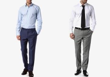 erkek kumaş pantolon renk seçimi