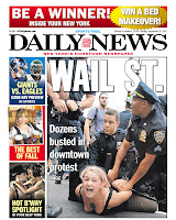 Wall Street Occupiers, Protesting Till Whenever - The New