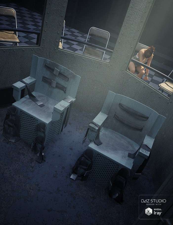 Download Daz Studio 3 For Free Daz 3d Prison Death Chamber