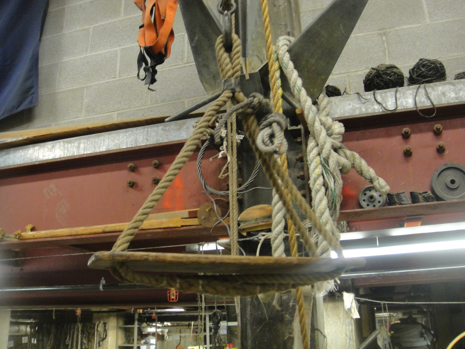 hanging chair rona pallet plans brig it on my six weeks volunteering the niagara