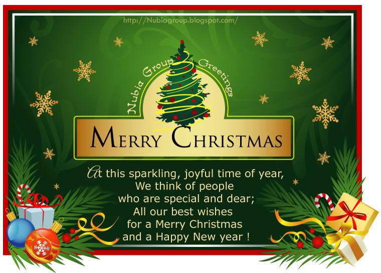 Nubiagroup inspiration christmas greetings christmas greetings m4hsunfo