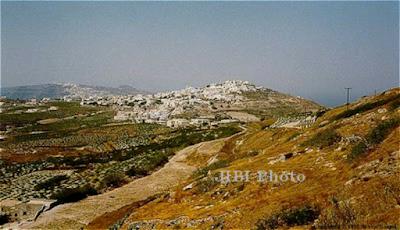 Letusan Gunung Thera Yunani 3600 SM
