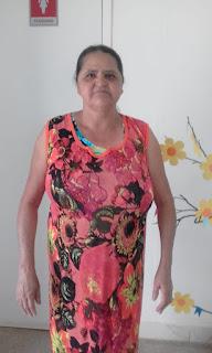 Mulher procura por familiares no sítio do Mendes em Picuí