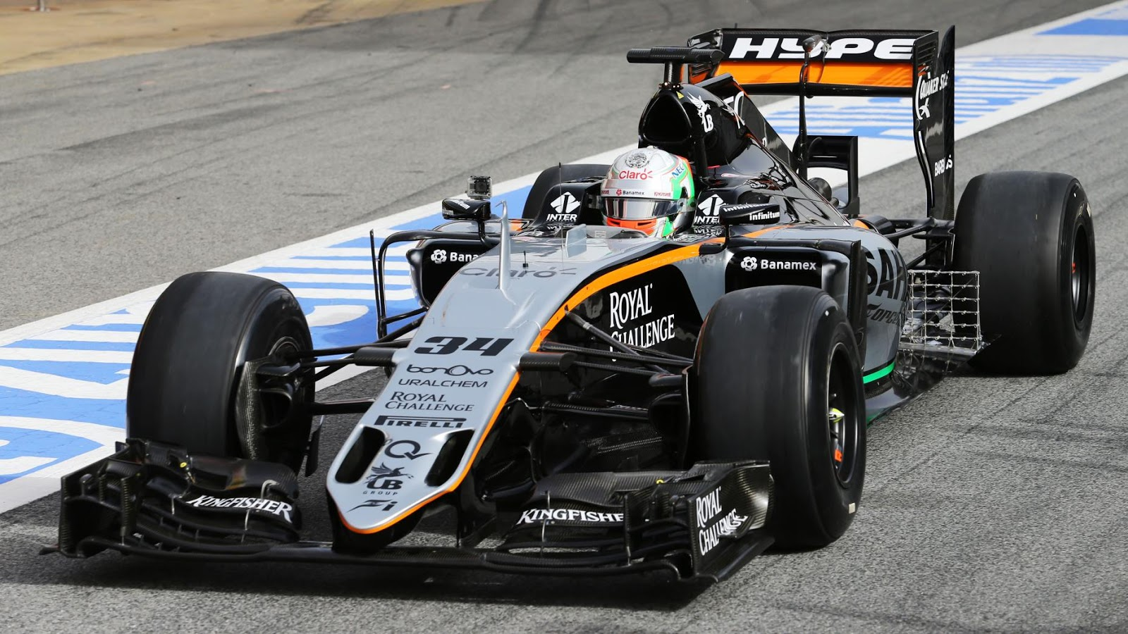 Sahara Force India – VJM09
