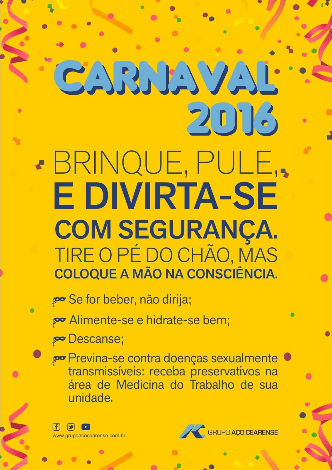 7cf93cd17d Carnaval seguro