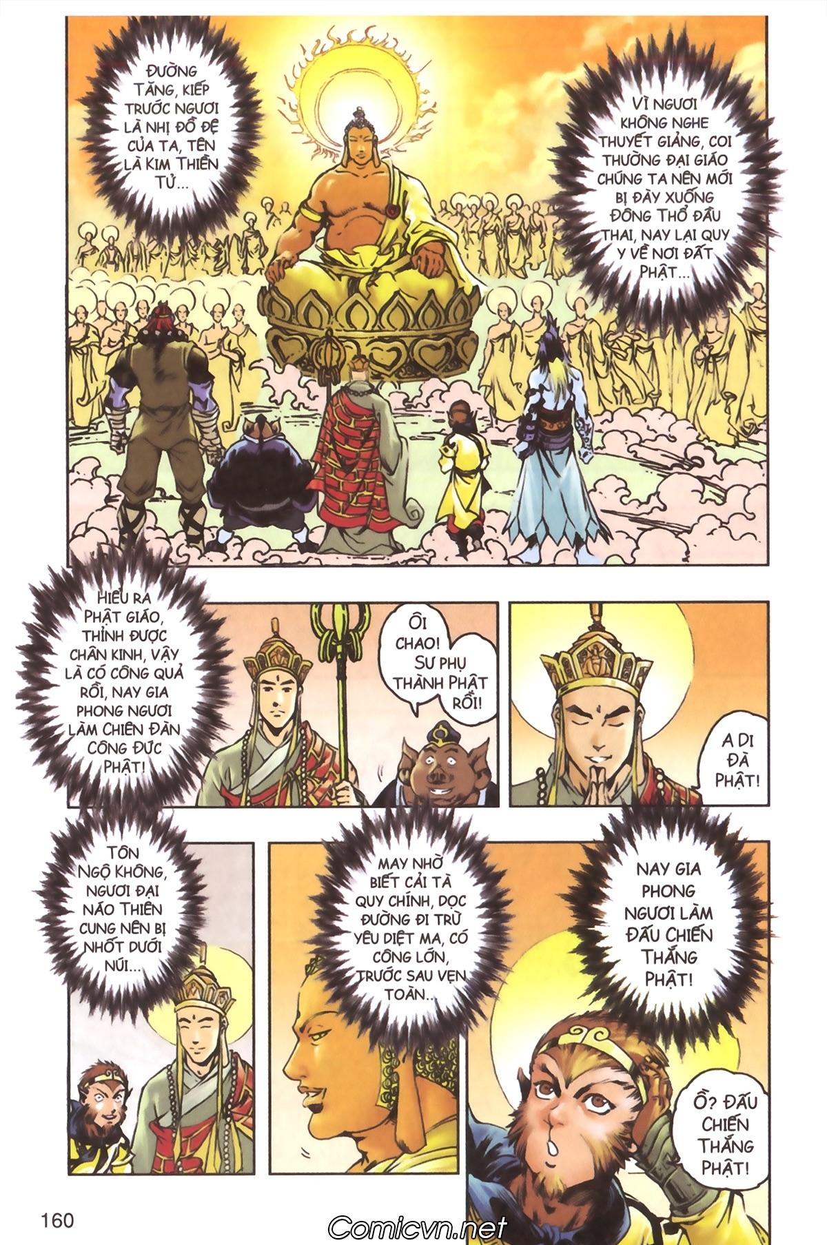 Tây Du Ký màu - Chapter 134 - Pic 36