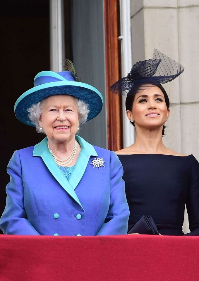 Queen Elizabeth Has 'Only Sympathy' for Meghan's Family Problems
