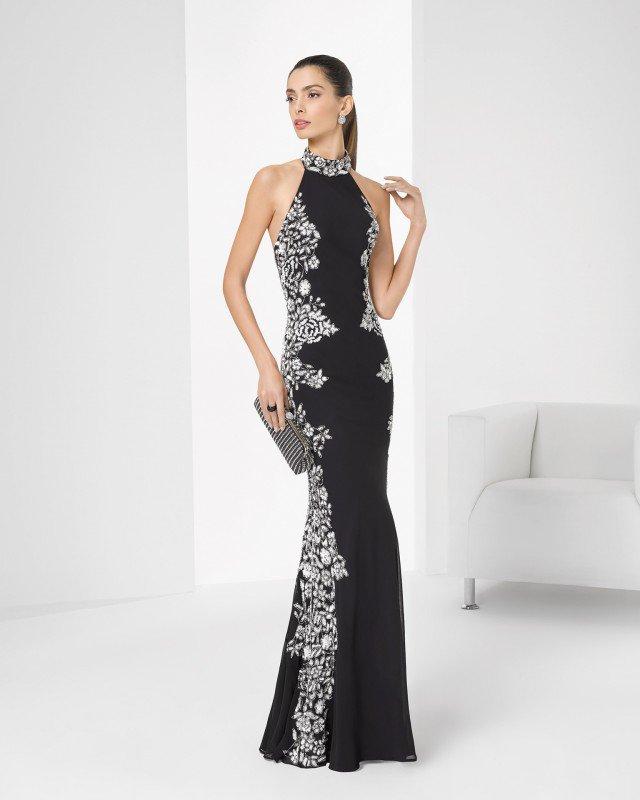 Moda vestidos de fiesta 2016