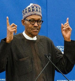 """Until 2016 Budget, I Never Heard the Word ""Padding""  – Buhari"
