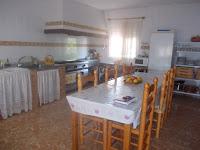 chalet en venta carretera alcora castellon cocina