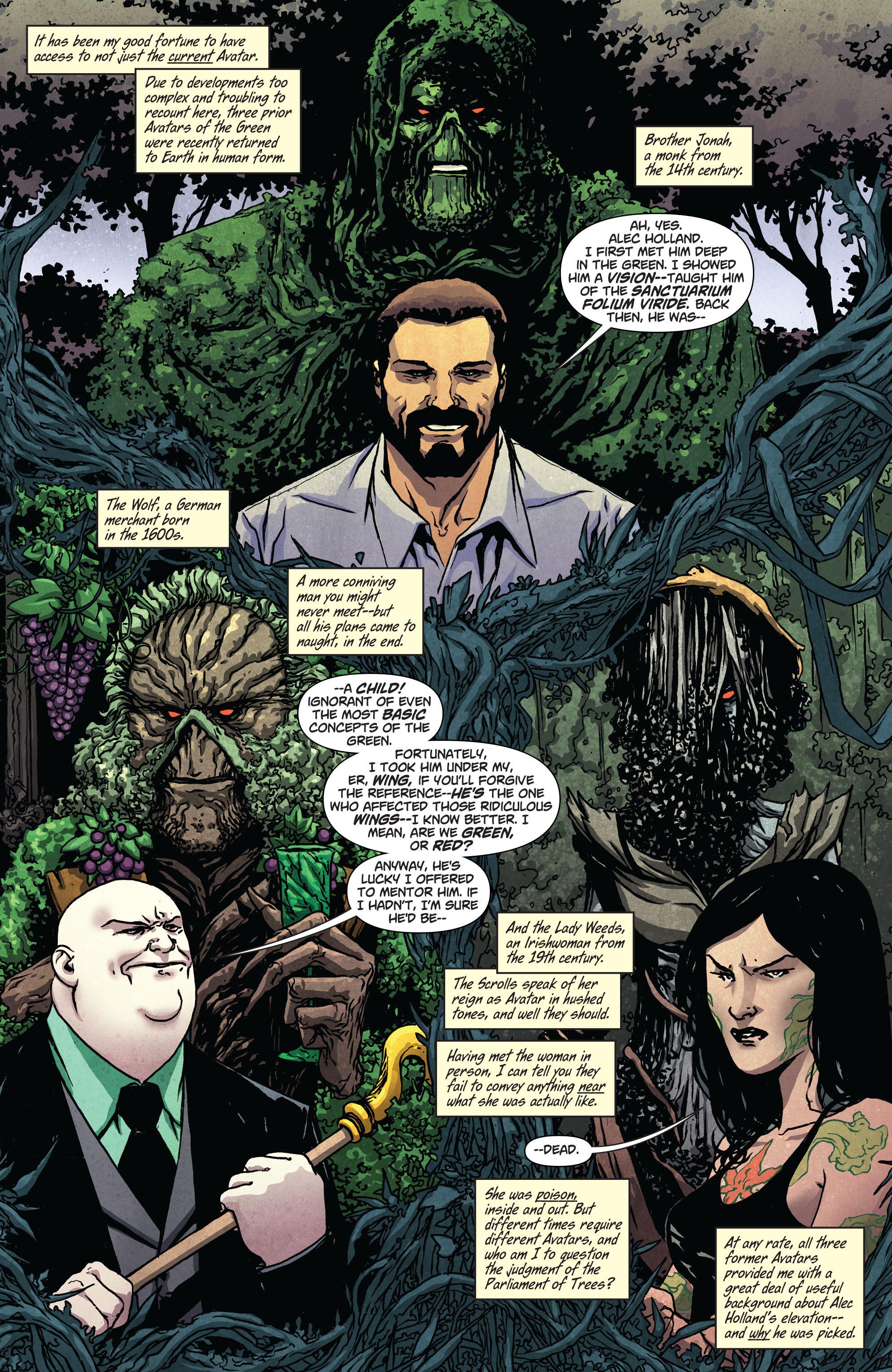 Read online Secret Origins (2014) comic -  Issue #9 - 3