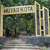 Libur Tahun Baru Kunjungan Ke Hutan Kota Trenggalek Meningkat