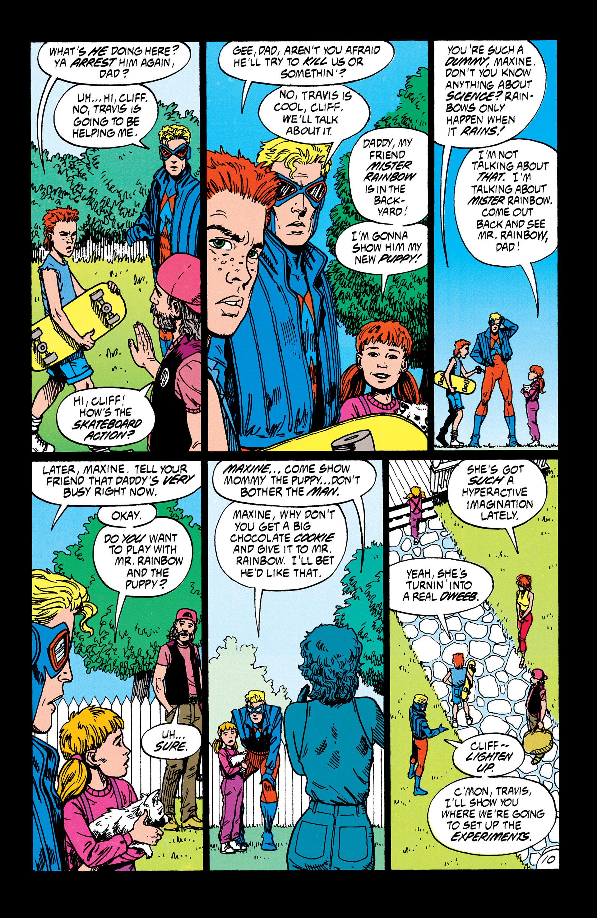 Read online Animal Man (1988) comic -  Issue #35 - 11