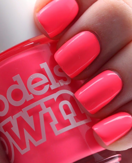 NOTD -ModelsOwn Own Shades.