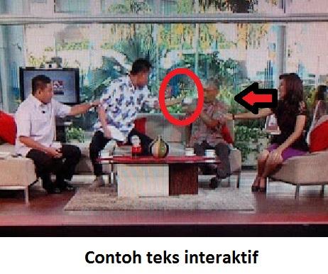20 Contoh Teks Dialog Interaktif 2019 Di Tv One Metro Tv Trans Tv