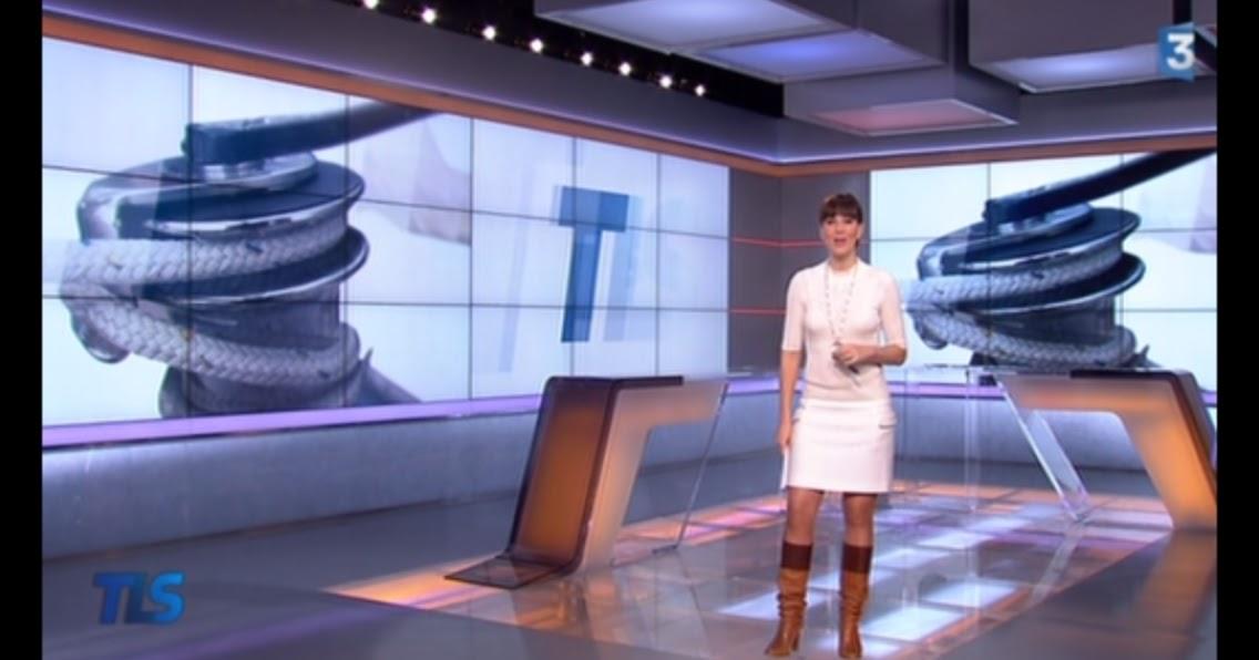 vuesalatele 2012 12 06 claire vocquier ficot france 3 tout le sport 19h55. Black Bedroom Furniture Sets. Home Design Ideas
