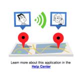google alert feature