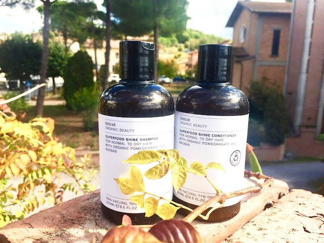 SUPERFOOD SHAMPOO E BALSAMO