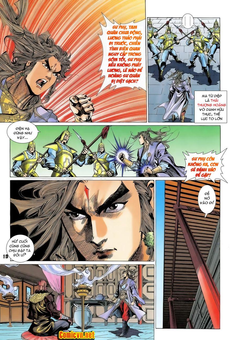 Đại Đường Uy Long chapter 73 trang 19