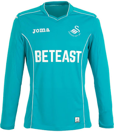 f01bc29e8 Joma Swansea City 16-17 Home and Away Kits Released - Footy Headlines