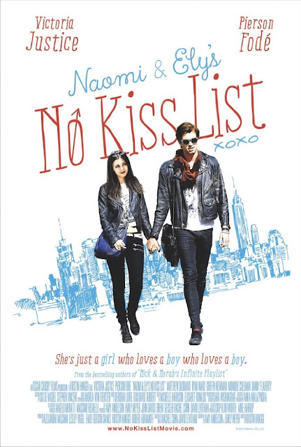 Naomi & Ely's no kiss list locandina