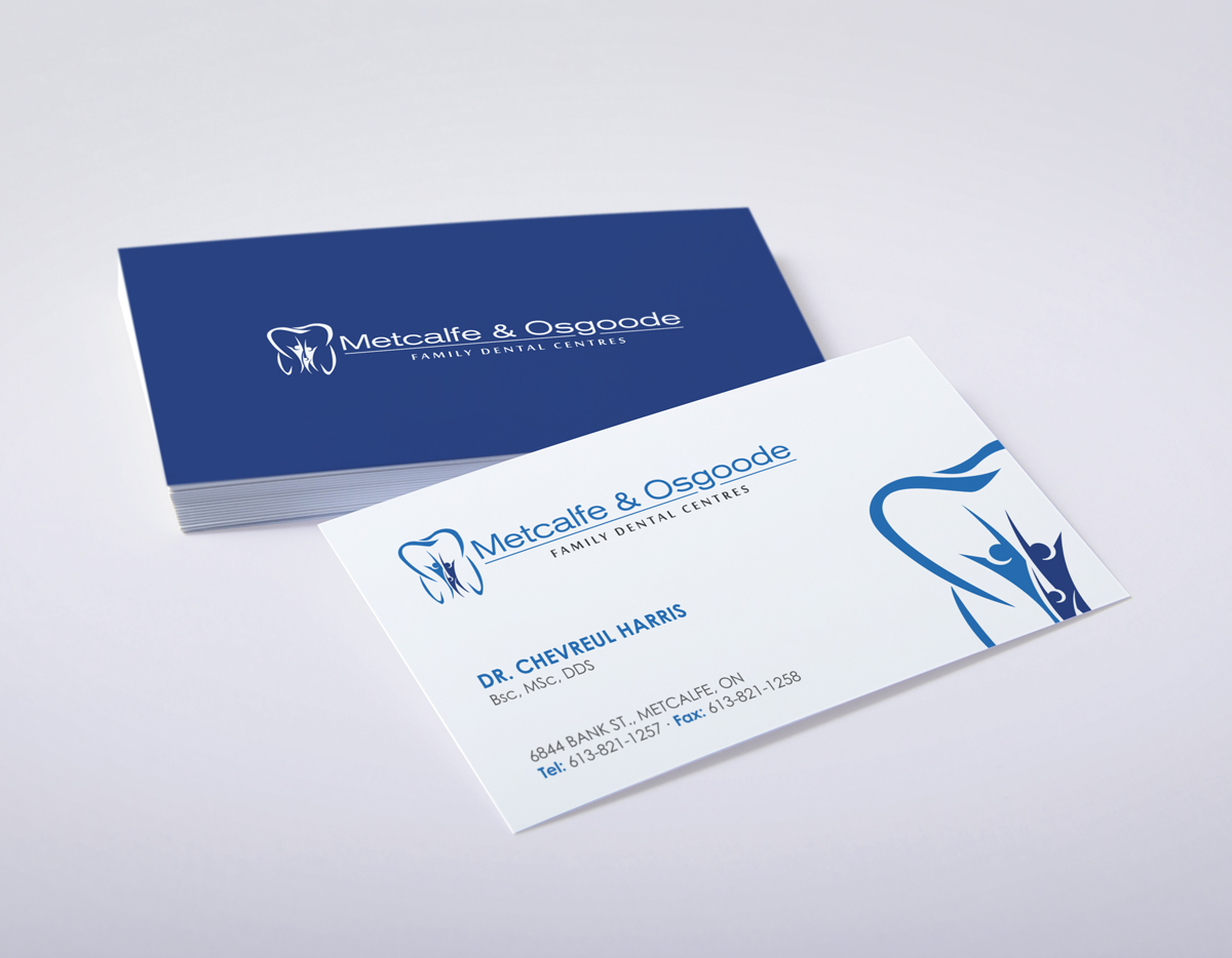Dental business cards business card tips dental business cards cheaphphosting Choice Image