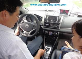 Khóa học lái xe ô tô du lịch tại Tphcm