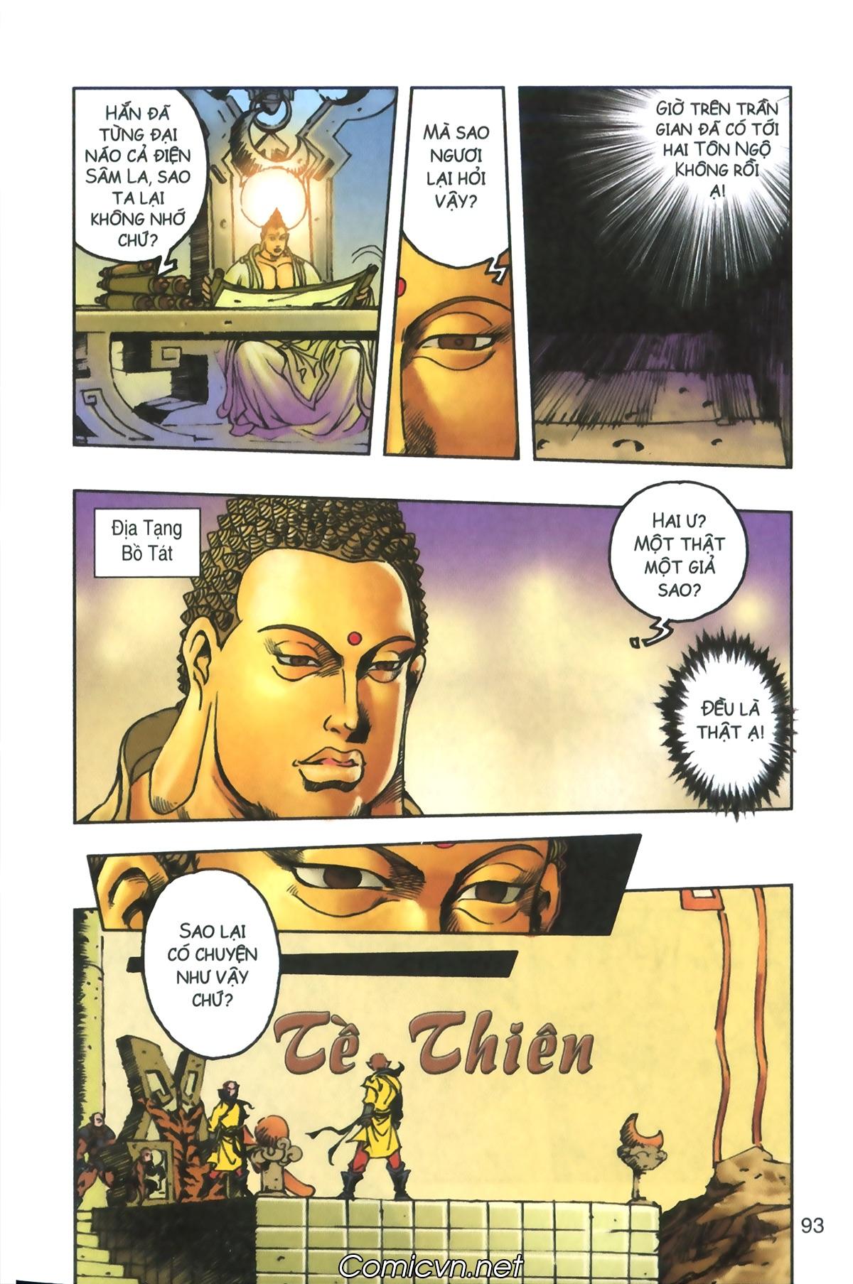 Tây Du Ký màu - Chapter 103 - Pic 19