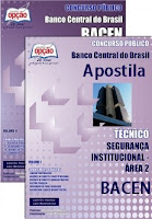 Apostila Banco Central do Brasil - Técnico área 2.