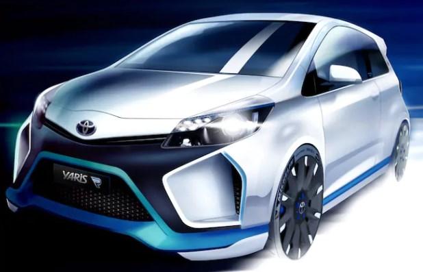2018 Toyota Yaris Hybrid-R Finally Fully Revealed