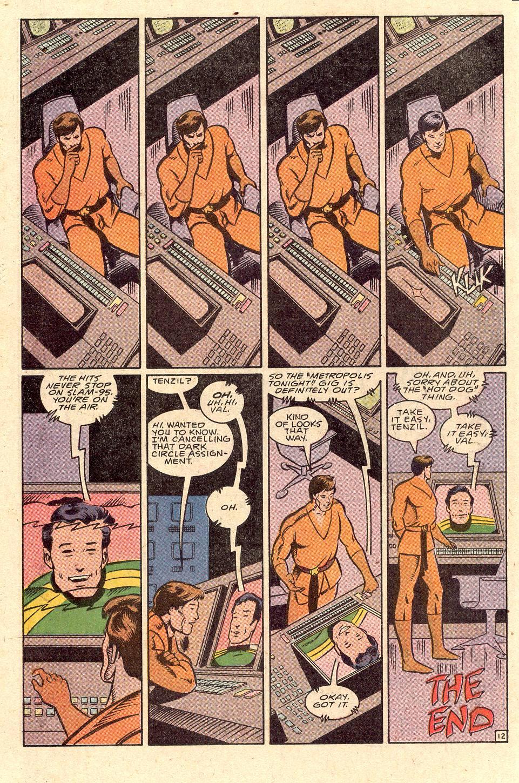 Read online Secret Origins (1986) comic -  Issue #47 - 25