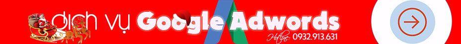 Dịch vụ Google Adwords TPHCM