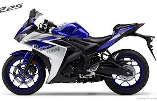 Kredit Motor Yamaha YZF R25 ABS di Solo