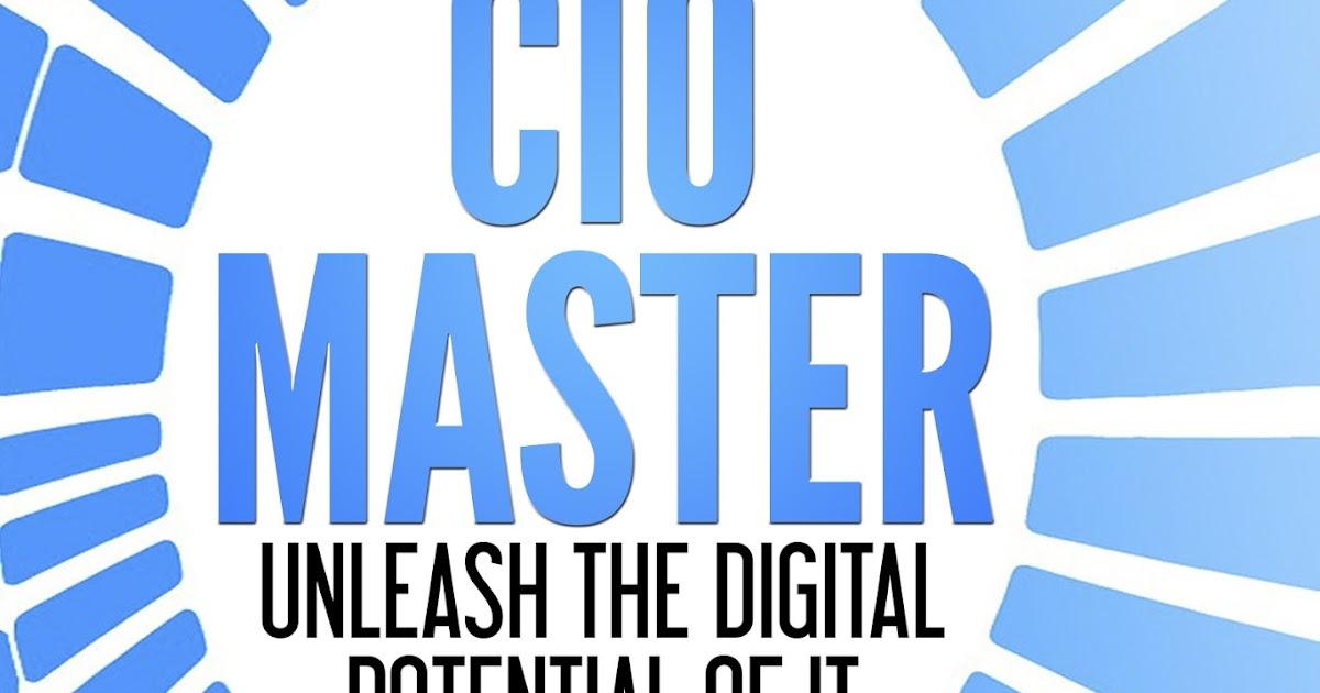 CIO MASTER - cover