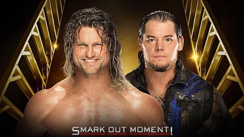 WWE MITB 2016 Pre-Show Kickoff Corbin vs Ziggler