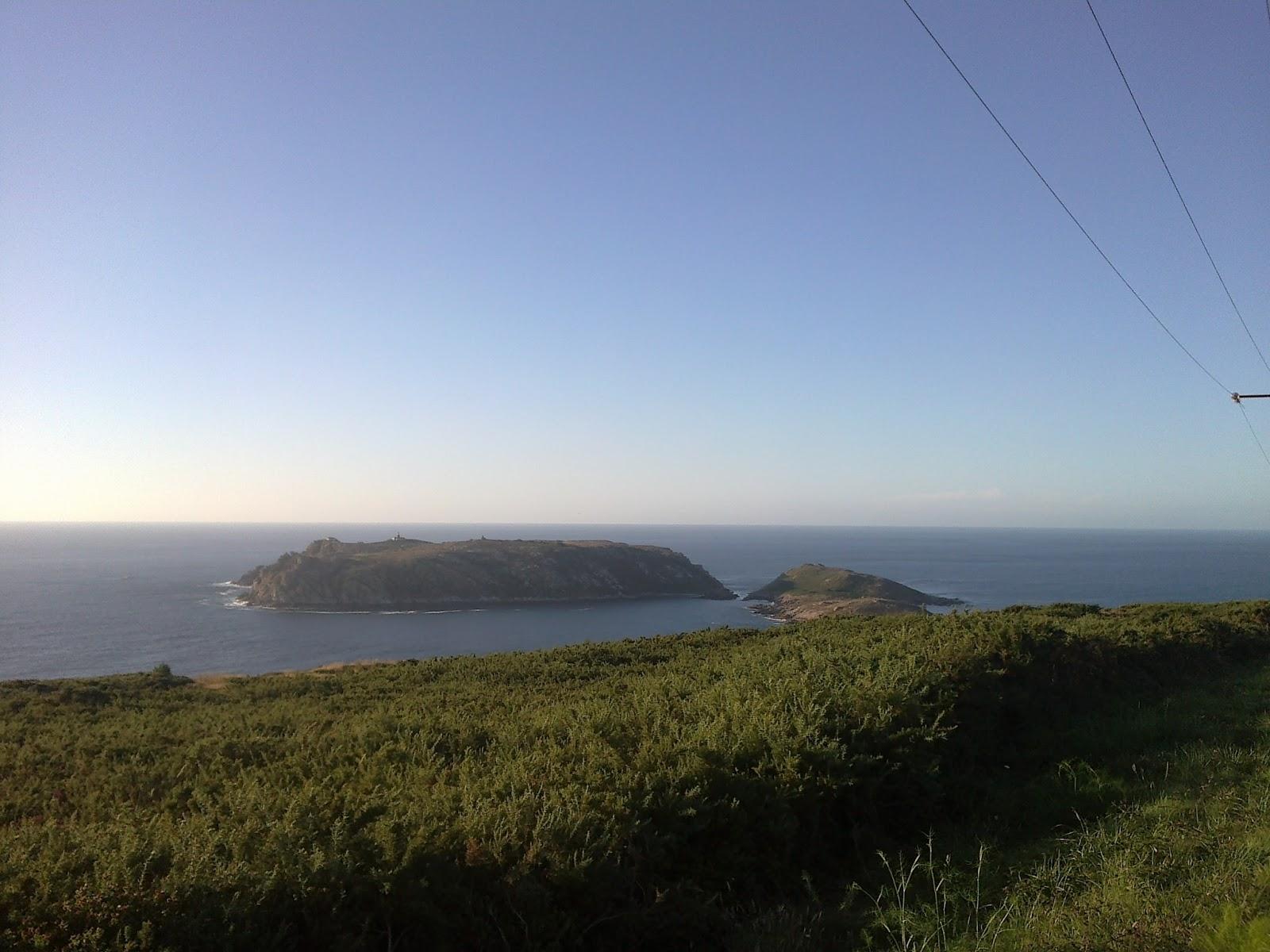 Islas Sisargas en Malpica de Bergantiños