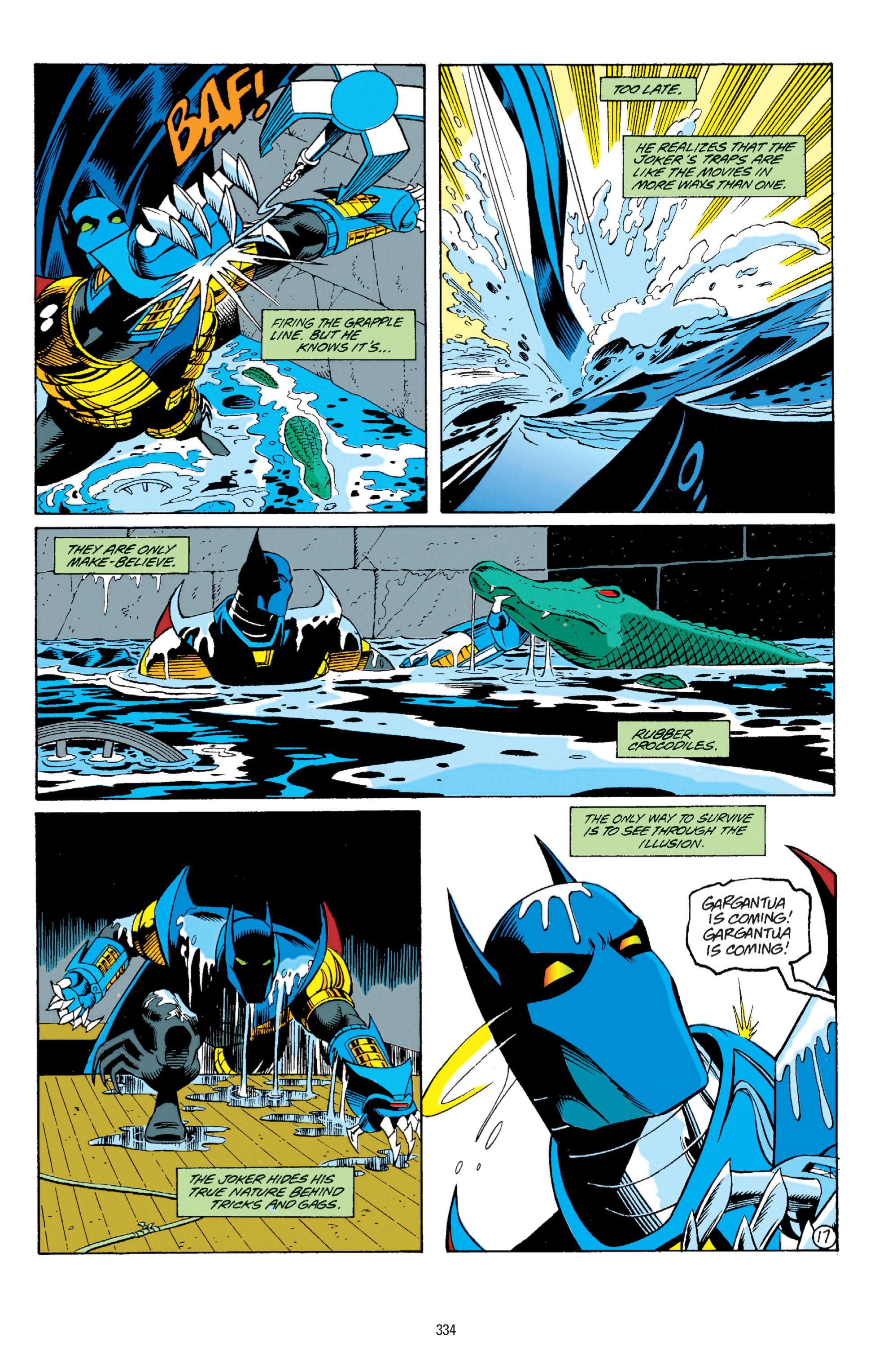 Detective Comics (1937) 672 Page 17