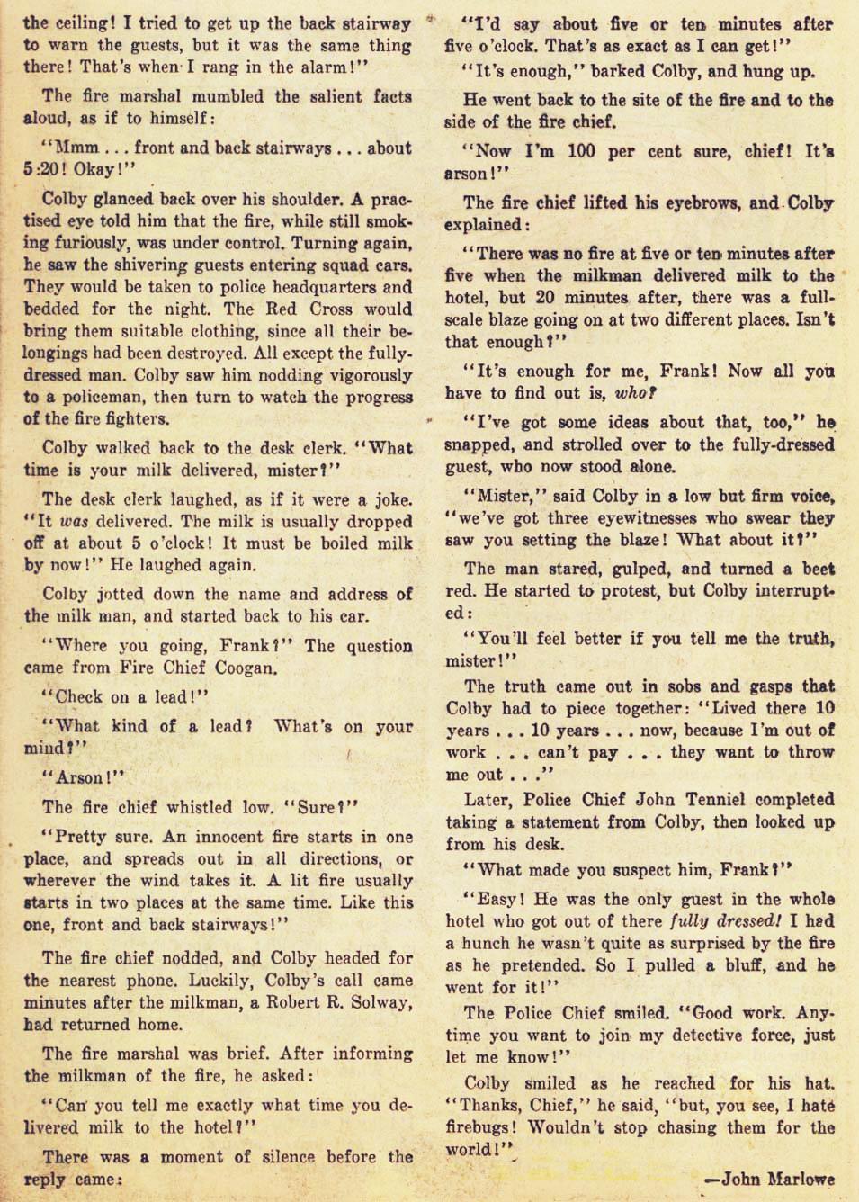 Read online Detective Comics (1937) comic -  Issue #215 - 24