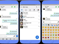 BBM MOD Like_iOS Apk v3.3.1.24 Full DP Terbaru By Ryan Chou